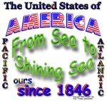 AMERICA FROM SEA TO SEA