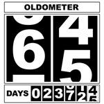 65th Birthday Oldometer