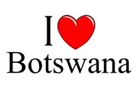I Love Botswana