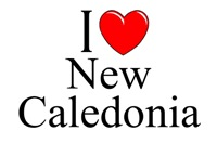 I Love New Caledonia