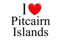 I Love Pitcairn Islands