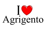 I Love (Heart) Agrigento, Italy