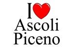 I Love (Heart) Ascoli Piceno, Italy