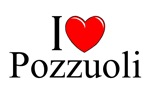 I Love (Heart) Pozzuoli, Italy