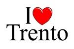 I Love (Heart) Trento, Italy