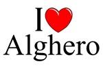 I Love (Heart) Alghero, Italy