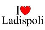 I Love (Heart) Ladispoli, Italy