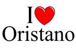 I Love (Heart) Oristano, Italy
