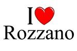 I Love (Heart) Rozzano, Italy