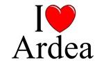 I Love (Heart) Ardea, Italy