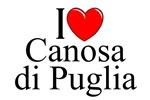 I Love (Heart) Canosa di Puglia, Italy
