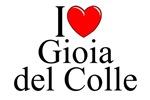 I Love (Heart) Gioia del Colle, Italy
