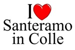 I Love (Heart) Santeramo in Colle, Italy