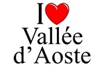 I Love (Heart) Vallee d'Aoste, Italy