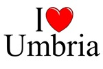 I Love (Heart) Umbria, Italy