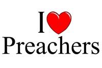 I Love (Heart) Preachers