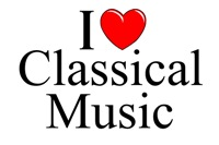 I Love (Heart) Classical Music