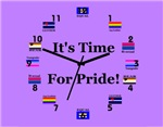 It's Time For Pride!!