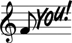 Music Note F You