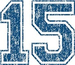 Blue Retro 15