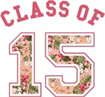 Class Of 15 Pink Floral