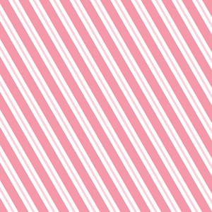 Pink Candy Stripe Small
