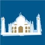 Taj Mahal Graphic Tees