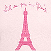 eiffel tower i'll see you in paris t-shirts
