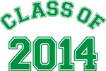 Green Class of 2013 T-shirts