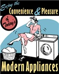 Convenience & Pleasure of Modern Appliances