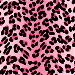 Pink Leopard Print Motif T-shirts & Gifts
