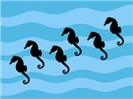 Seahorses T-shirts & Gifts