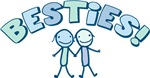 Besties T-shirts & Gifts