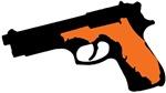 Florida Gun T-shirts