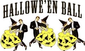 Vintage Halloween Ball