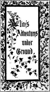 Vintage Alice Underground