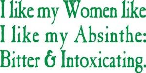 Like Women Like Absinthe