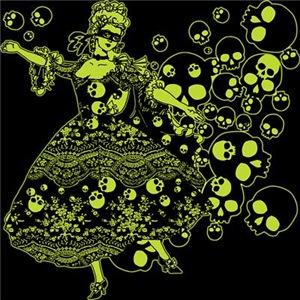 Green Skull Dancer