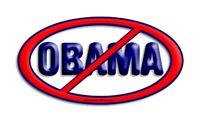No Obama Symbol