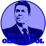 Reagan, Old School Blue