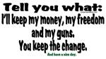 Anti-Obama: Tell You What