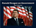 Ronald Reagan on Government Calendar