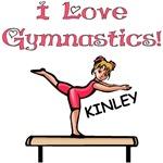 I Love Gymnastics (Kinley)