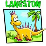 Langston Dinosaur