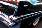 Classic Cars: 1950's Black Caddy