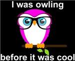 Owling Dark