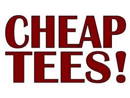 CHEAP COOL TEE SHIRTS