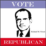 Vote Republican - Nixon