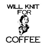 Will Knit for Coffee