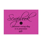 Scrapbook - Every Day a Precious Gift